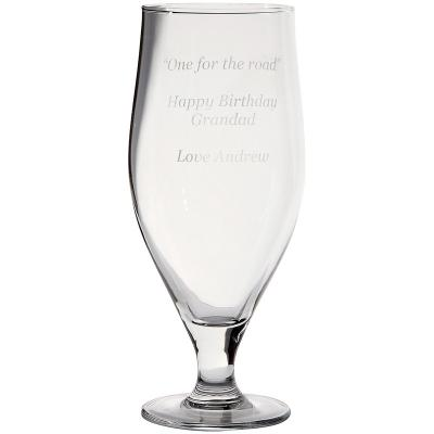 Image of 0.62ltr Stelara Beer Glass